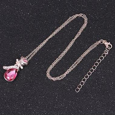 Free Shipping Rose Gold Metal Chain..