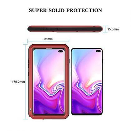 Samsung Galaxy S10 Plus Case with B..