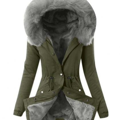 High Quality Women's Parka Parka So..