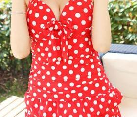 Cute Polka Dot Halte..