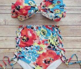 Cute Printed Bra and..
