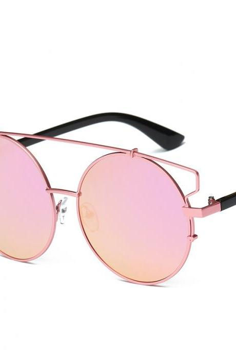 Free Shipping Fashion And High Quality Designer Sunglasses For Women - Pink