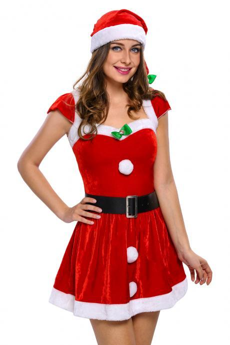 Cute Deck the Halls Christmas Costume