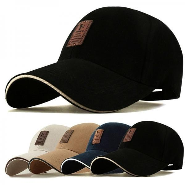 Free Shipping Cotton Golf Outdoor Sun Sports Hat Men Women Colorful Baseball Cap With Fashion Design